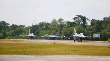 Serunya 'Pertempuran' Tentara RI dengan Amerika Serikat di Langit Pekanbaru
