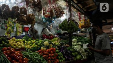 Aktivitas Pasar Tebet Timur, Jakarta