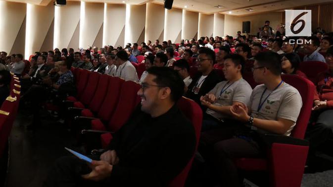 Apple Development Academy Luluskan 200 Siswa Pertamanya. (Liputan6.com/ Pramita Tristiawati)