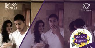 Lewat sebuah video, Raisa mengumumkan tanda kehamilan anak pertamanya dengan Hamish