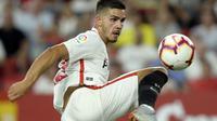7. Andre Silva (Sevilla) - 8 gol (AFP/Cristina Quicler)
