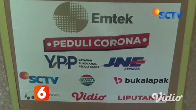Yayasan Pundi Amal Peduli Kasih (YPP) SCTV-Indosiar, memberikan bantuan berupa dua unit ventilator kepada RSUD Ibnu Sina di kota Gresik, Jawa Timur. Alat ventilator tersebut merupakan hasil karya anak bangsa yang bekerja sama dengan Kemenristek.