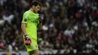 Iker Casillas (PIERRE-PHILIPPE MARCOU / AFP)