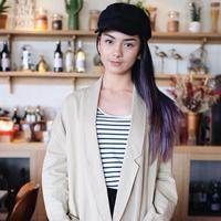 Fresh dan modern, berikut tipe rambut ombre yang selalu happening. (Sumber foto: ersyaurel/instagram)