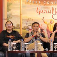 Preskon Film Guru Ngaji (Deki Prayoga/bintang.com)