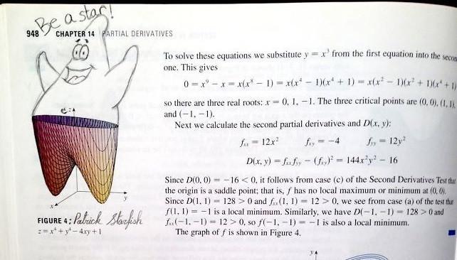 Corat-coret buku matematika ubah persamaan kuadran dalam kurva jadi tokoh patrick. Source: demilked.com