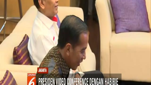 Presiden Jokowi menyatakan, bahwa BJ Habibie menyambut baik program pemerintah tersebut dan menyatakan bahwa pendidikan vokasi harus ditekankan.