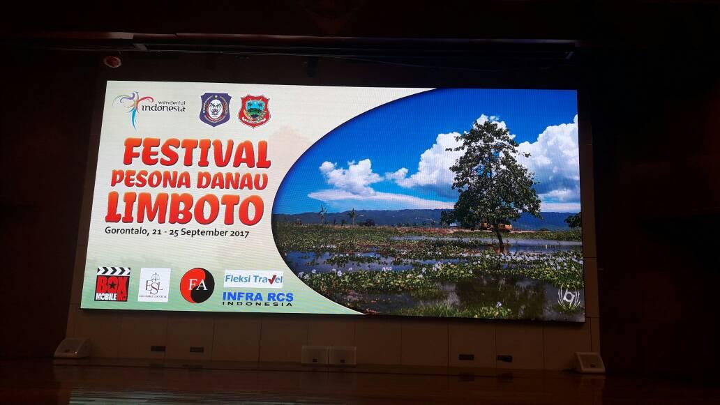 Festival Pesona Danau Limboto. (Istimewa)