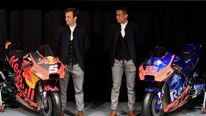 MotoGP KTM Tech 3 Kecewa Kinerja Hafizh Syahrin