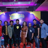 Dua penyanyi beda genre akan meriahkan Berdendang Bergoyang Festival 2020. (Daniel Kampua/Fimela.com)