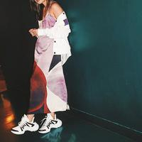Ayla Dimitri wearing Archlight Sneakers
