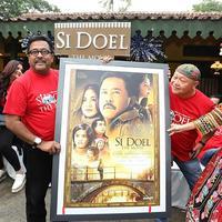 Film Si Doel Rilis Poster dan Ost