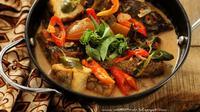 Ikan tongkol pun bisa diolah menjadi hidangan makan siang yang lezat