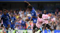 Chelsea vs Leicester City (DANIEL LEAL-OLIVAS / AFP)