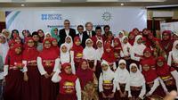PP Muhammadiyah, British Council dan Kedutaan Besar Inggris untuk Indonesia menandatangani nota kesepahaman (MoU) di gedung PP Muhammadiyah, Jakarta, Selasa (27/11/2018). (British Council)