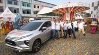 "Mitsubishi kembali menggelar ""Xpander Tons of Real Happiness"" yang digelar laiaknya festival di wahana hiburan tersebut digelar di pusat perbelanjaan Plaza Medan Fair, Medan, Sumatera Utara, pada 19 – 21 Oktober 2018. (Dok Mitsubishi)"