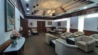 Lounge Presiden Indonesia di Terminal 1 Bandara Soekarno Hatta berubah fungsi jadi Comercial Importent Person atau CIP 'Saphire Precious'.