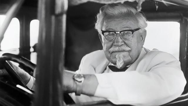 Misteri Sang Kolonel Pria Berjenggot Di Ayam Goreng Kfc Bisnis