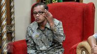 Ketua Umum Muhammadiyah, Haedar Nashir. (Liputan6.com/Johan Tallo)
