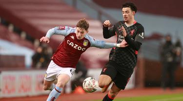 FOTO: Liverpool Menang 4-1 Melawan Tim Junior Aston Villa