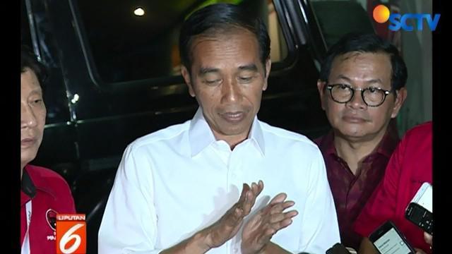 Menanggapi survei tersebut, Jokowi mengatakan pihaknya terus melakukan evaluasi atas hasil riset yang dirilis sejumlah lembaga survei.