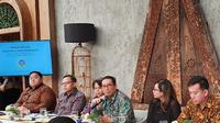 Media Gathering Dirjen Kerjasama Multilateral diadakan oleh Kementerian Luar Negeri di Jakarta, 16 Desember 2019. (Source: Kemlu RI)