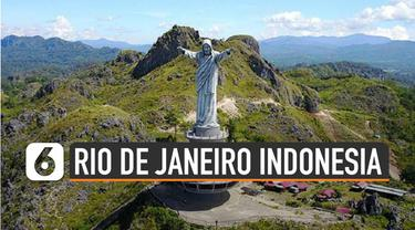 """Wisata Buntu Burake disebut sebagai """"Rio De Janeiro""""nya Indonesia."""