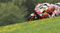 Marc Marquez. (AP Photo/Kerstin Joensson)