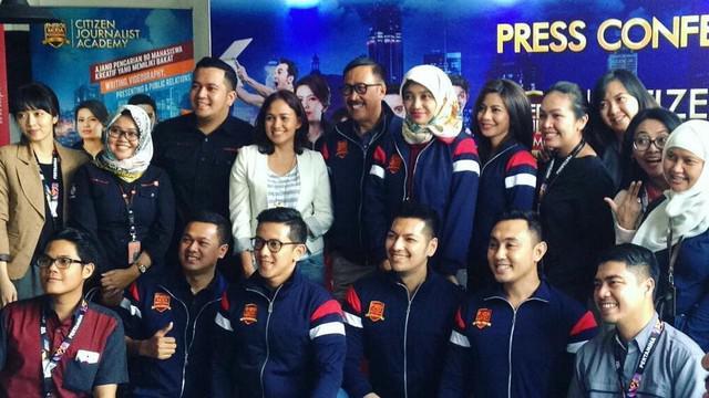 Audisi CJA telah dibuka di tiga kota, Jabodetabek , Semarang dan Balikpapan.