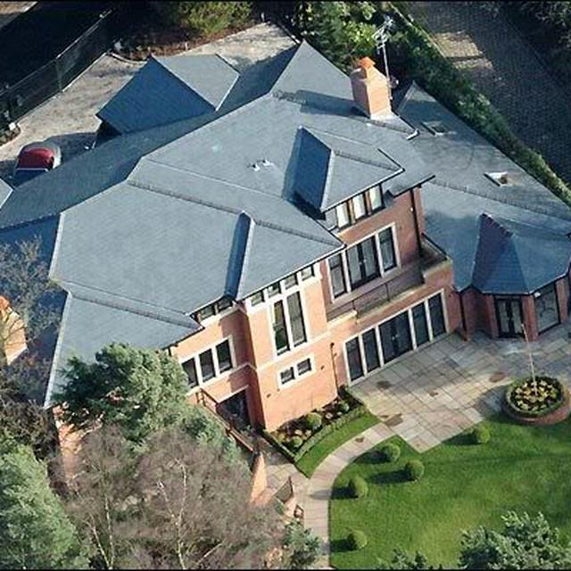 Mengintip Isi Rumah Mewah Christiano Ronaldo Yang Dijual Rugi Ada Bioskopnya Lifestyle Liputan6 Com