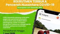 PN COVID-19 akan ditempatkan selama 6 bulan (Juni-Desember 2020) bekerja sama dengan petugas Puskesmas dan relawan Gugus Tugas COVID-19 di kecamatan dengan kasus tinggi COVID-19 (kawasan Jakarta dan Bandung).