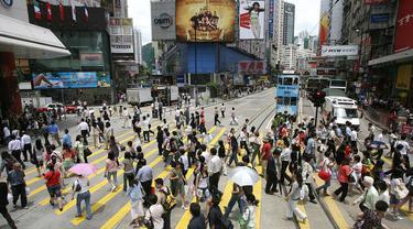 Hong Kong memiliki budaya mereka sendiri.