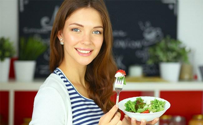 Gaya Hidup Vegetarian/Copyright Shutterstock