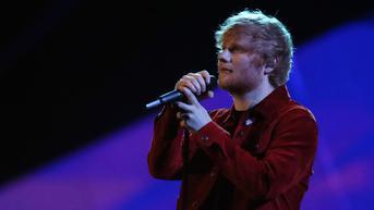 Ed Sheeran Bongkar Suasana Tak Nyaman di Belakang Panggung Penghargaan Musik Amerika