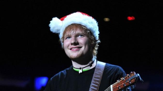 Ed Sheeran Hanya Akan Makan Seafood Selama di Indonesia