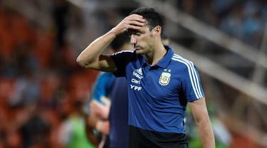 Pelatih Timnas Argentina, Lionel Scaloni