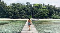 Kepulauan Seribu. (Instagram.com/@sepaisland)