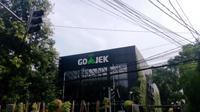 Kantor Gojek di Kawasan Kemang, Jakarta. Liputan6.com/Mochamad Wahyu Hidayat