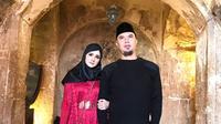 Mulan Jameela dan Ahmad Dhani (Sumber: Instagram/mulanjameela1)