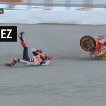 Berita video highlights Kualifikasi MotoGP Valencia 2018, di mana Maverick Vinales meraih pole position balapan, sedangkan Marc Marquez di posisi kelima meski sempat crash.