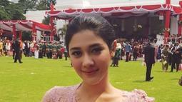 [Bintang] Ben Joshua, Regina Naysila Mirdad di Istana Negara