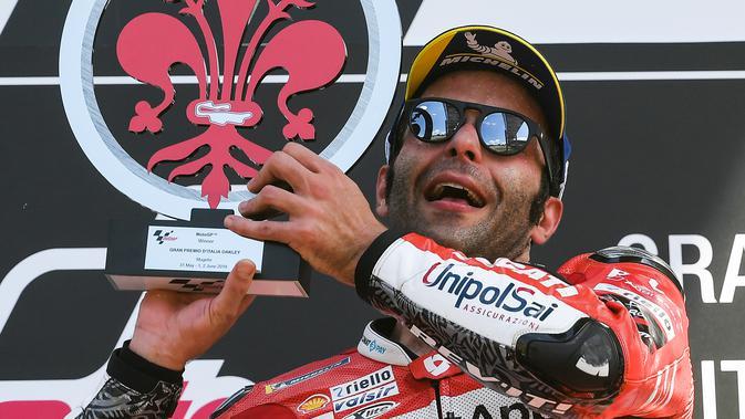 Juara Di Mugello, Petrucci Klaim Sukses Dobrak Stereotip MotoGP