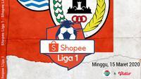 Shopee Liga 1 - Persib Bandung Vs PSS Sleman (Bola.com/Adreanus Titus)