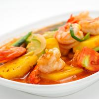 Udang Tumis Aceh/copyright shutterstock
