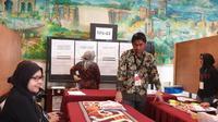 Partai Solidaritas Indonesia menduduki posisi tertinggi dalam perolehan suara yaitu 35,80 persen. ( Foto : Mitha Simarmata)
