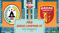 Shopee Liga 1 - PSS Sleman Vs Badak Lampung FC (Bola.com/Adreanus Titus)