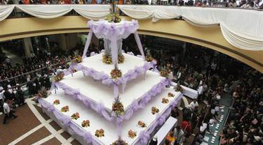 Menikah Undang 100 Orang Tamu, Bikin Pernikahan Langgeng?