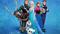 Frozen adalah sebuah film animasi 3D tahun 2013 yang di produksi oleh Walt Disney Animation Studios