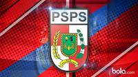 Logo PSPS Pekanbaru (bola.com/Rudi Riana)