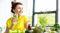 Diet detoks usai Lebaran (iStock)